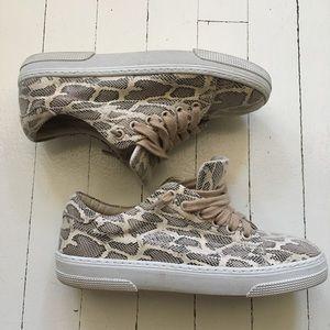 APC Leopard Tennis Shoes